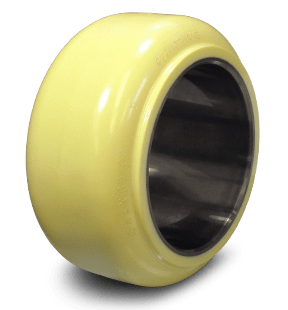 Heavy Load Polyurethane Press On Tire