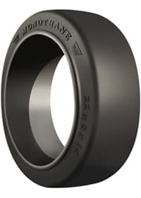 Trelleborg Mono-Thane Premium Polyurethane Press-On Tire